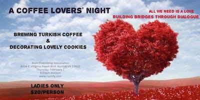 Coffee Lover's Night