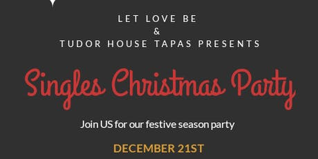 Singles Christmas Party tickets