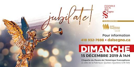 Concert « Jubilate! »