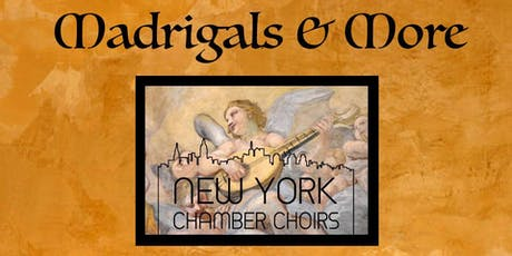 Madrigals and More tickets
