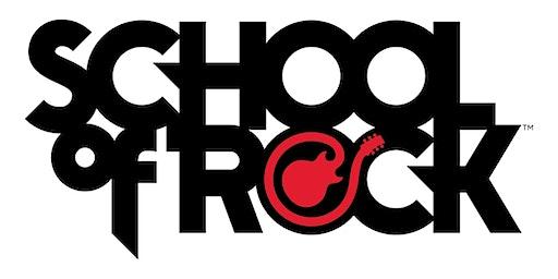 School Of Rock Presents: Rock 101