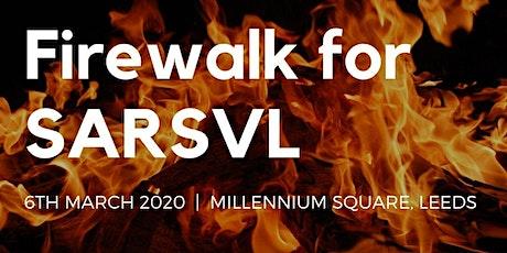 Lord Mayor's Chosen Charity Fire Walk tickets