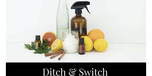 Essential Oil Ditch and Switch