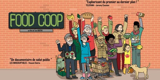 """Projection documentaire """"Food Coop"""""""