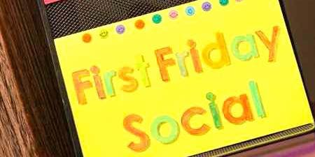 First Friday LGBTQ+ Community Happy Hour Social