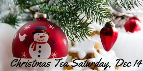 Christmas Tea & Boutique: Burlingame tickets