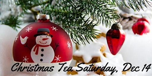 Christmas Tea & Boutique: Burlingame