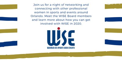 WISE Greater Orlando Mix & Mingle