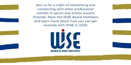 WISE Greater Orlando Mix & Mingle tickets