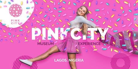 Pinkcity Museum Experience tickets