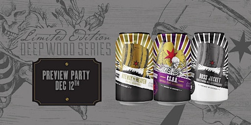 Revolution Brewing Deep Wood Preview Party