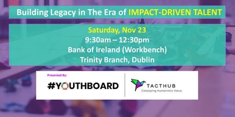 [SPRINT WORKSHOP] Building Legacy in the Era of Impact-Driven Talent tickets