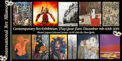 """Play Your Part"" Art Exhibition, Fashion Show, Music Concert"