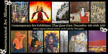 """Play Your Part"" Art Exhibition, Fashion Show, Music Concert tickets"