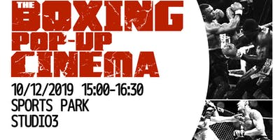 Boxing Pop-up Cinema