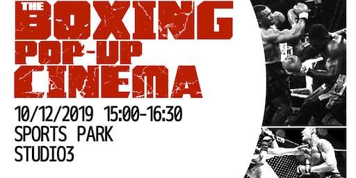 Boxing Pop-up Cinema