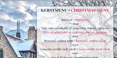 Kerstdinner tickets