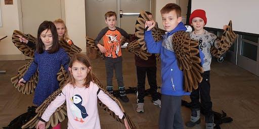 Exploring Eagles for Kids