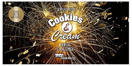 COOKIES & Cream  - Silvester Deluxe - Nachtresidenz Düsseldorf Tickets