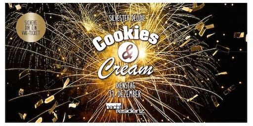 COOKIES & Cream  - Silvester Deluxe - Nachtresidenz Düsseldorf