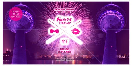 Sweet HEAVEN - Rooftop Silvester Nacht 2019/20 Tickets