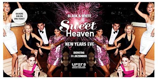 Sweet HEAVEN - Black & White Silvester Nacht im Rathaus von Düsseldorf