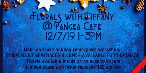 Pangea Make And Take Event