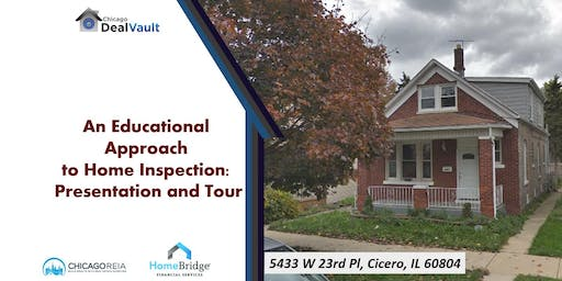 An Educational Approach to Home Inspection: Presentation and Tour