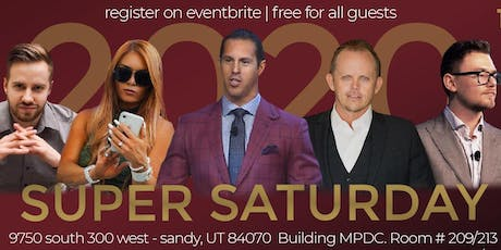 2020 TAKEOVER| The Super Saturday Of The Year! tickets