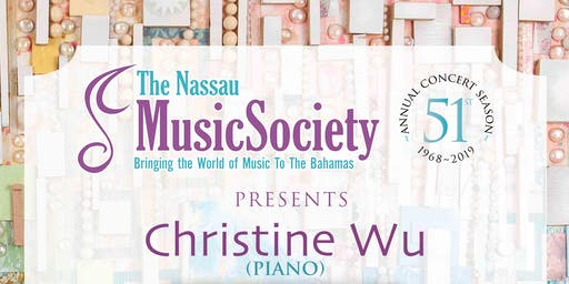 Christine Wu (Piano) : Saturday Concert Member's Ticket