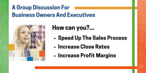 Executive Sales Discussion | Increasing Sales Velocity