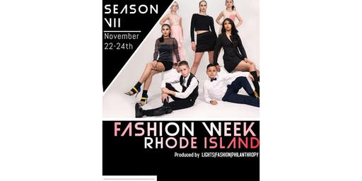 Rhode Island Fashion Week Season VII