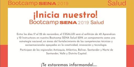 BootCamp Salud Sena Antioquia