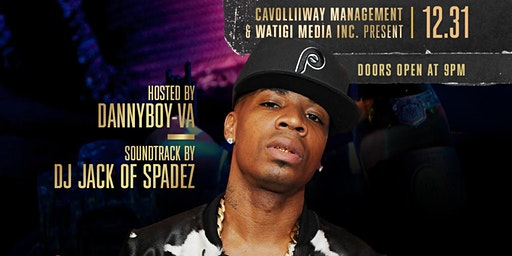 """Plies"" Performing Live in Concert ""New Years Eve"""
