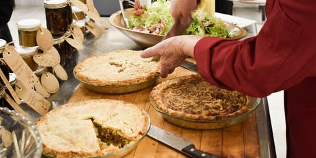 The Art of Savoury Pie Making tickets