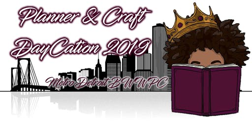 #DayCation2019: Planner & Crafting Event