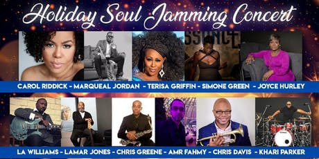 Holiday Soul Jamming Concert tickets