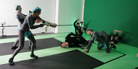 INTRO TO MOTION CAPTURE PERFORMANCE WORKSHOPS tickets