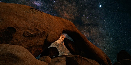 Milky Way Astrophotography in Joshua Tree National Park with Stan Moniz tickets