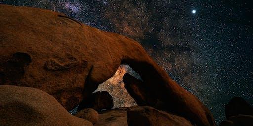 Milky Way Astrophotography in Joshua Tree National Park with Stan Moniz