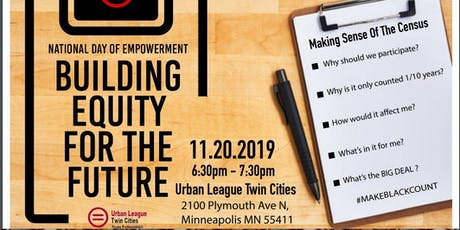 National Day of Empowerment: Building Equity for the Future tickets