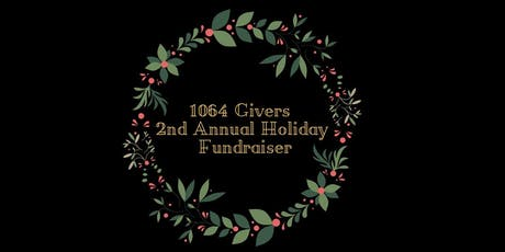 1064 Givers 2nd Annual Holiday Fundraiser tickets