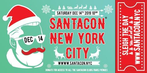 Santacon 2019 : New York City ✦OFFICIAL✦
