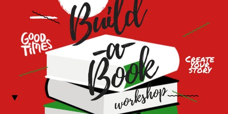 The Build-a-Book Workshop tickets