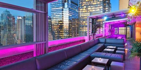 FRIDAY NIGHT ROOFTOP PARTY | SKY ROOM NEW YORK
