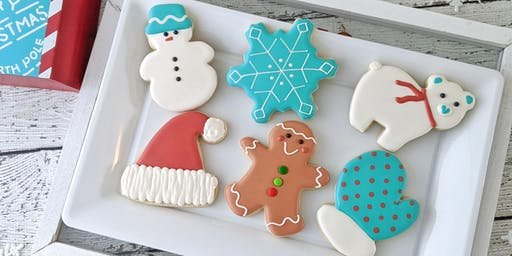 Sip & Ice: Winter Wonderland Cookie Decorating @ Redemption Rock Brewing Co
