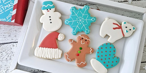 Sip & Ice: Winter Wonderland Cookie Decorating @ Redemption Rock Brewing Co