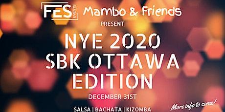 NYE 2020: SBK Ottawa Edition tickets
