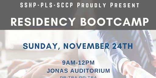 PLS, SSHP, SCCP - Residency Bootcamp