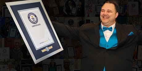 Magnetic Entrepreneur: Guinness World Records -Guaranteed To Win tickets